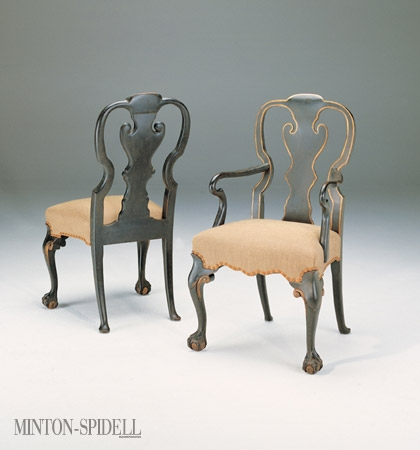 Ball & Claw Dining Side Chair