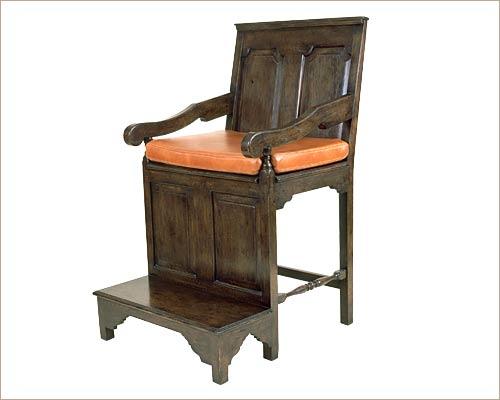 Billiard Chair