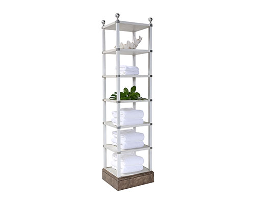 South Beach Etagere
