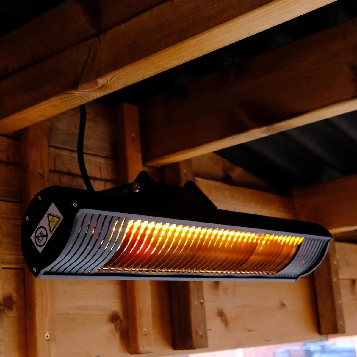 gazebos and patio heaters