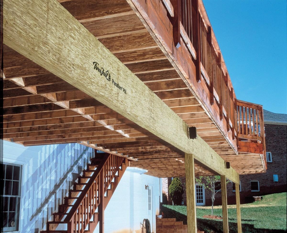 Weyerhaeuser 2015 International Residential Code Brings