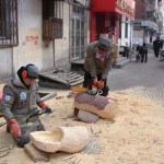 Woodcarving Drachten
