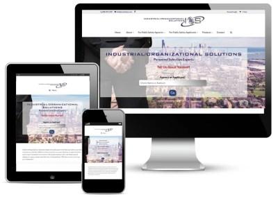 IO Solutions Website