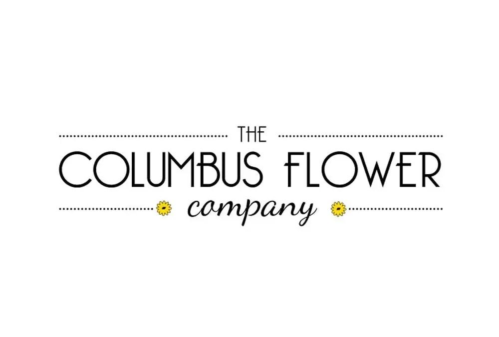 Columbus Flower Company Logo