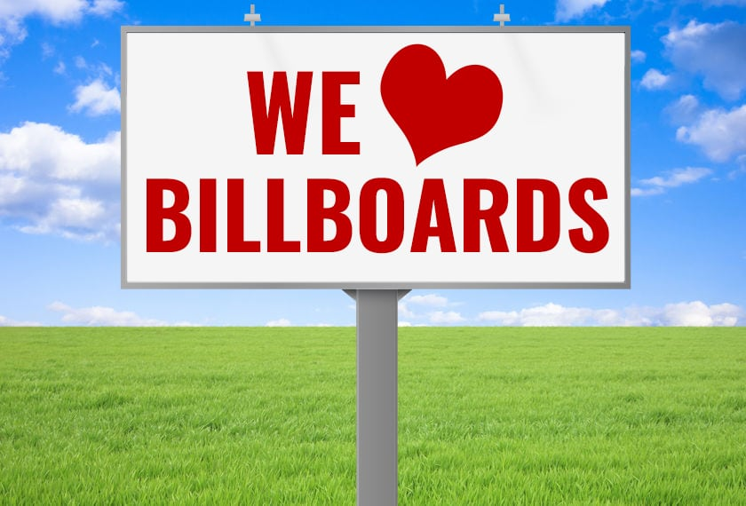 Billboard Designer   Print and Digital Billboard Design   Woodchuck Arts
