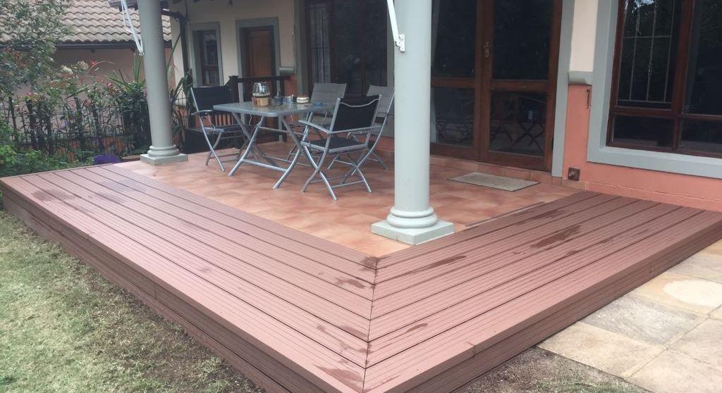 Timber decking durban