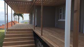 Wooden Custom Decks