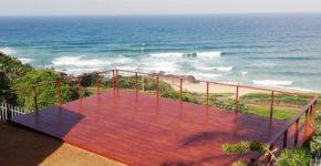 Wooden Decking in Durban