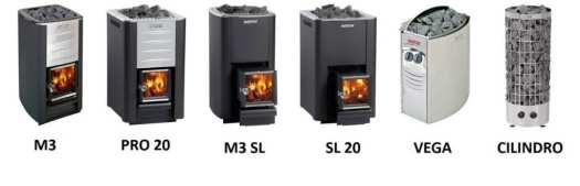 Harvia Heaters