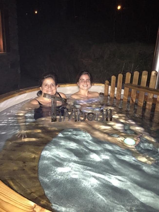 Pedro hot tub