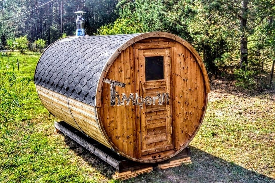 Outdoor-garden-wooden-sauna-for-sale-uk Finished projects