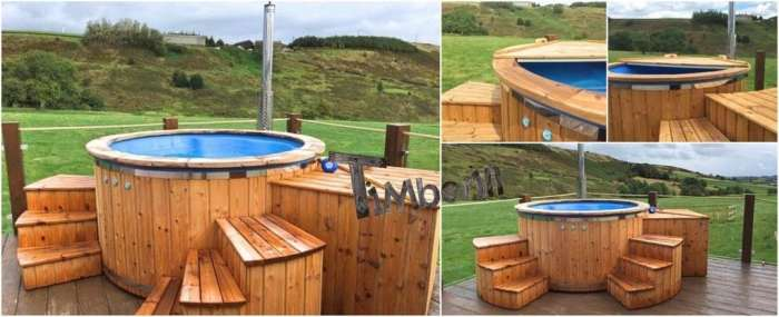 fiberglass-lined-hot-tub-with-integrated-burner-thermo-wood-wellness-royal-james-sheffield-uk Fiberglass lined hot tub with integrated burner thermo wood Wellness Royal, James, Sheffield, UK