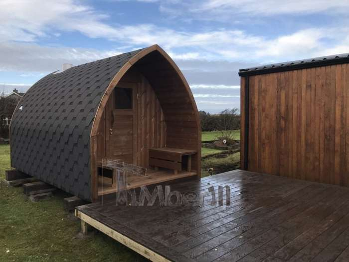 Outdoor-sauna-Iglu-wood-fired-hot-tub-with-integrated-wood-burner-Wellness-Royal-Paul-Sligo-Ireland-4-700x525 Outdoor sauna Iglu + wood-fired hot tub with integrated wood burner, Wellness Royal, Paul, Sligo, Ireland