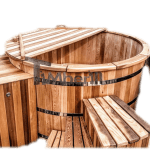 Canadian Red Cedar Wooden Royal SPA