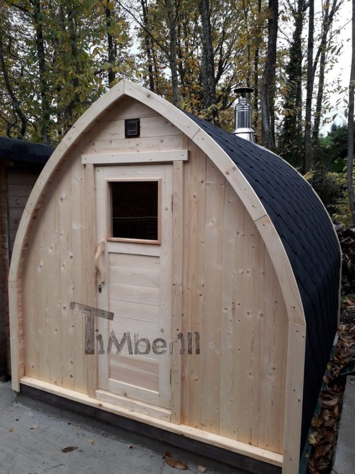 Outdoor-Garden-Sauna-Igloo-Design-Jolyon-Kent-U-2-700x933 Outdoor Garden Sauna Igloo Design, Jolyon, Kent, U.K