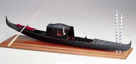 Amati Gondola Veneziana - WoodenModelShipKit