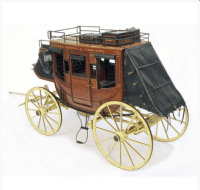 "Artesania Latina Stage Coach 1848 ""Heritage Collection"""