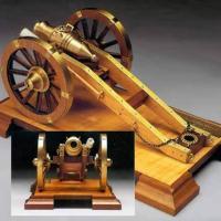 Mantua Cannon kit - 18th Century Tuscan Mortar
