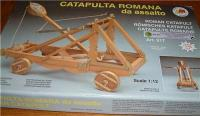 Mantua Roman Catapult Model
