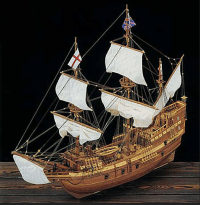Constructo Mayflower 1:65