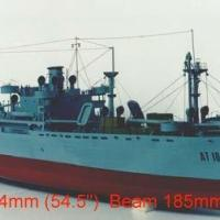 Deans Marine USS Robert Peary