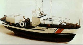 Dumas US Coast Guard Lifeboat