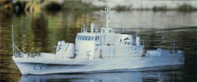 Dumas USS Crocket Ship
