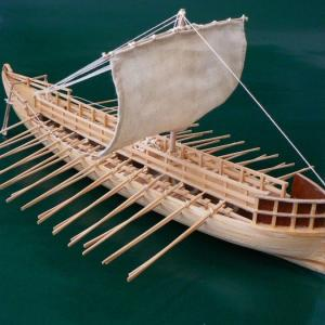 Dusek Greek Bireme