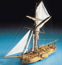 "Mantua Dutch Naval Gunboat ""Cannoniera Olandese"""