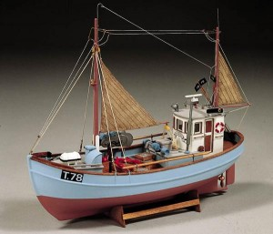 Billing Boats Norden Cutter