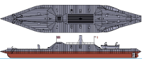 Flagship Models CSS/USS Tennessee
