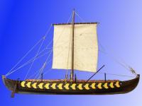 Dusek Viking Ship Gokstad