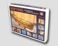 Le Coureur 1776 1:72 - Shipyard ZL002 - Laser Cardboard Kit