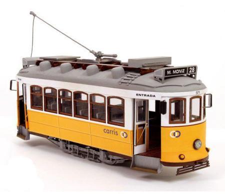 OcCre Lisbon Tram