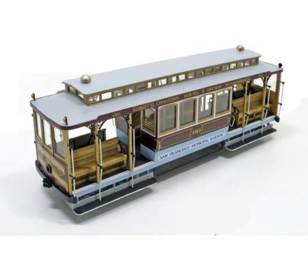OcCre San Francisco Trolley