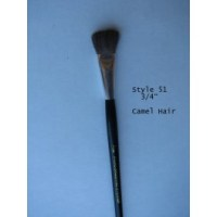 "Camel Hair 3/4"" Paint Brush"