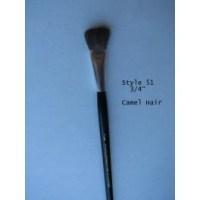 """Camel Hair 3/4"""" Paint Brush"""
