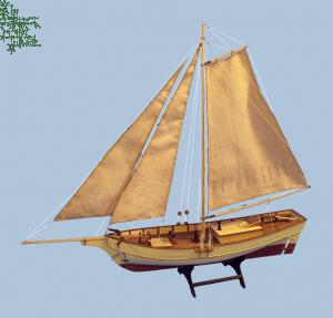 Turk Model Bosphorus Cutter