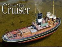 Mount Fleet Steam Tugboat Cruiser