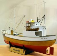 Turk Models Fisher Boat