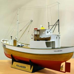Turk Model FIsher Boat