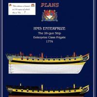 Super Modellar Plans HMS Enterprise