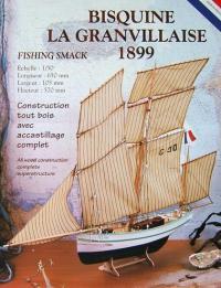 Soclaine Rose-Marie Granville Fishing Smack 1899