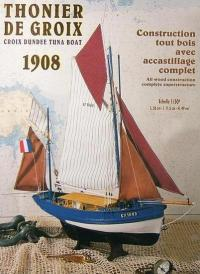 Soclaine St Gildas Groix Tuna Boat 1908