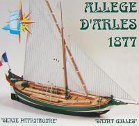 Soclaine St Gilles French Mediterranean Coaster 1877