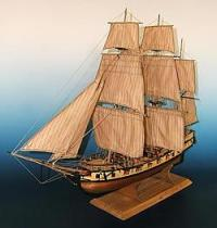 Soclaine Le Tonnant French Privateer 1793