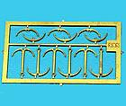 4400/01 Photo-etch Ships Boats Kedge Anchor 11mm (6)