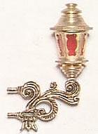4338/04 Stern Lantern in Brass 25mm