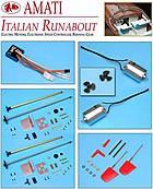 1608/02 Motor & Transmission kit for Riva Aquarama