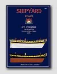 NR25 Shipyard Modellar Plans - HMS Enterprize